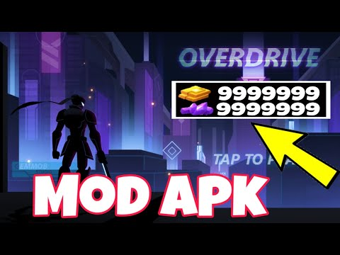 OverDrive Premium Latest V-1.3.0.4 Mod Apk (Unlimited Soul & Gems) Free Download For Android