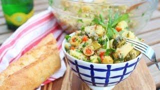 Salsa Verde Potato Salad Recipe - Getfitwithleyla