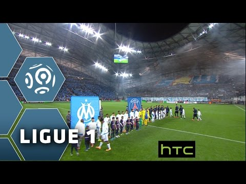 Olympique de Marseille - Paris Saint-Germain (1-2)  - Résumé - (OM - PARIS) / 2015-16
