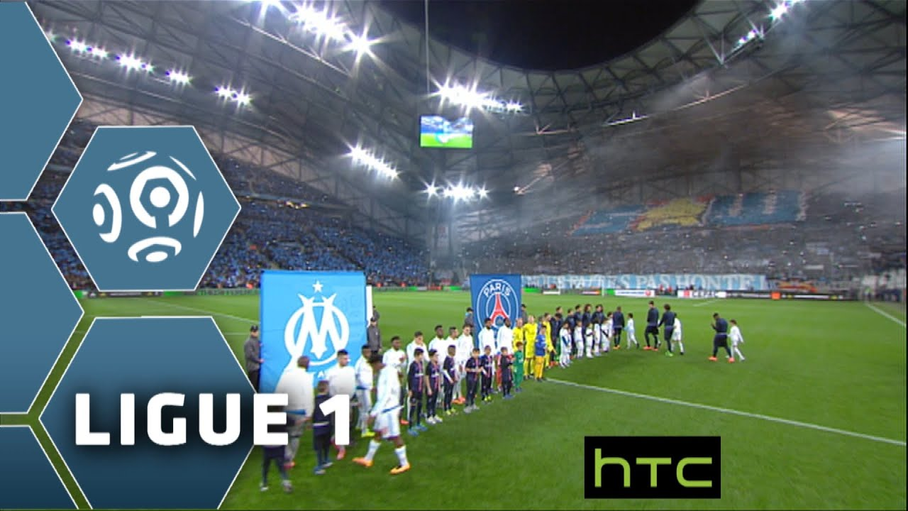 Olympique de marseille paris saint germain 1 2 for Decoration chambre olympique de marseille