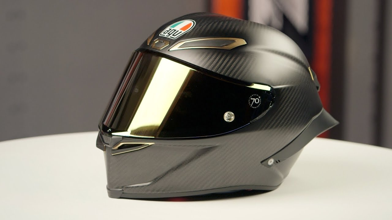 agv pista gp r carbon anniversario helmet review at youtube. Black Bedroom Furniture Sets. Home Design Ideas