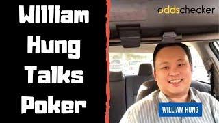 American Idol's William Hung Talks Poker