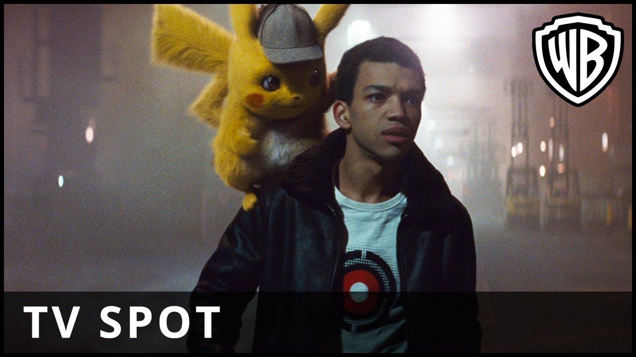 Pokemon Detective Pikachu Understand Spot Warner Bros Uk