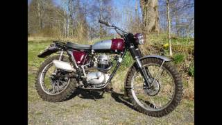 Bsa Wd B40: More From The Trail