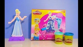 סינדרלה משחק בצק נסיכות דיסני  Cinderella Disney 2014