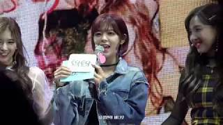 Download 171030 TWICE '힘내' 'LOVE LINE' 곡 소개 정연 직캠 Mp3