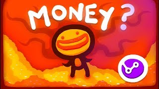 How much MONEY did I earn with my indie game on STEAM?
