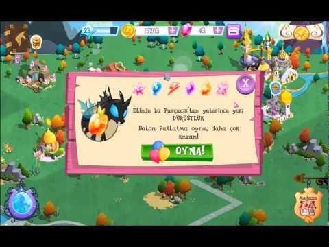 My Little Pony Arkadaşlık Sihirlidir Windows 8 Oyunu Bölüm 3 Istilaa