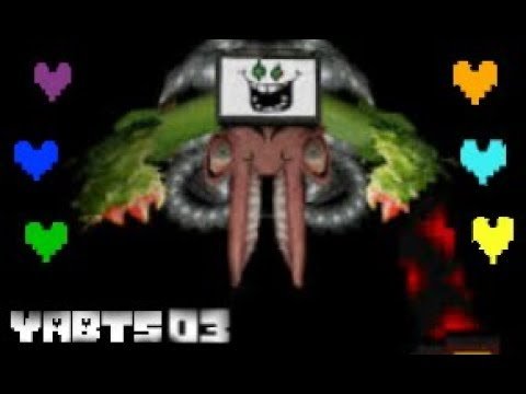 Omega flowey face test