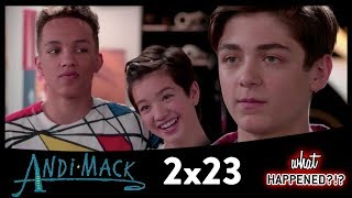 ANDI MACK 2x23 Recap: Walker & Jonah Meet and Buffy