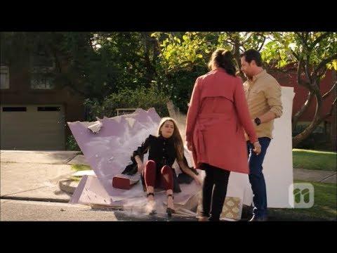 Chloe, Shane, Dipi, Mark, Terese scene ep 7932