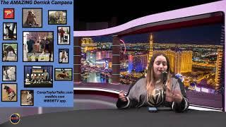 Corey Taylor Talks 11-06-18 Derrick Campana
