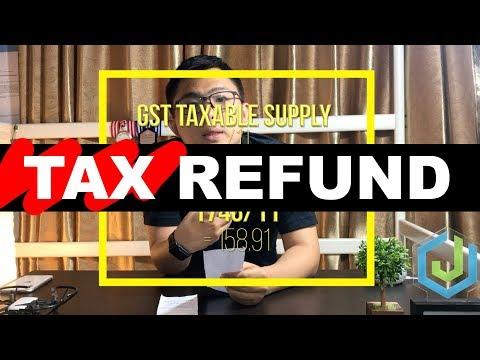Cara Mengurus Tax Refund Di Australia
