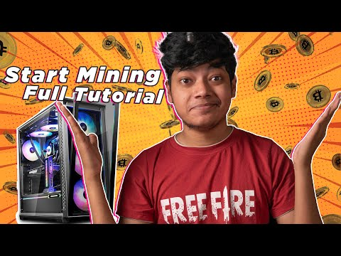 Start Earning Money From Your PC - Bitcoin Mining On PC Tutorial Ft. Nicehash GPU Miner