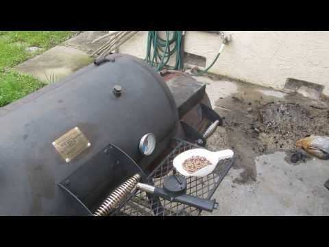 Cold Smoking With Wood Pellets.