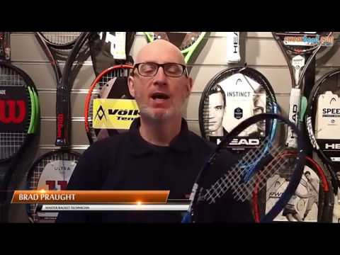 Prince Thunder Cloud 110 Tennis Racket Review