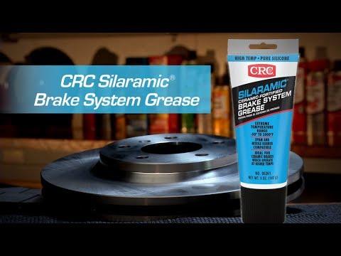 CRC SILARAMIC® Brake System Grease Instructional Video