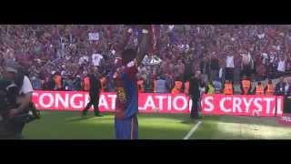 Wilfried Zaha - Best Bits At Crystal Palace FC