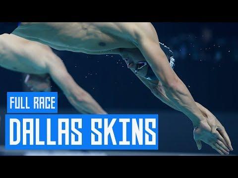 Remarkable Men's Skins race at ISL | FULL RACE | Dallas
