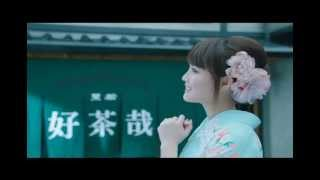 黑松好茶哉:: 好茶自然茶香日本人氣名模古川美有首度跨海代言。