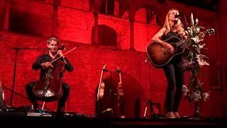 Heather Nova, The Wounds We bled, Moods Festival Brugge, Belfort, Bruges, Belgium,  August 1 2018