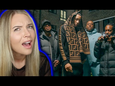 AMERICAN REACTS to UK DRILL | Dutchavelli - Surely [Music Video] | GRM Daily