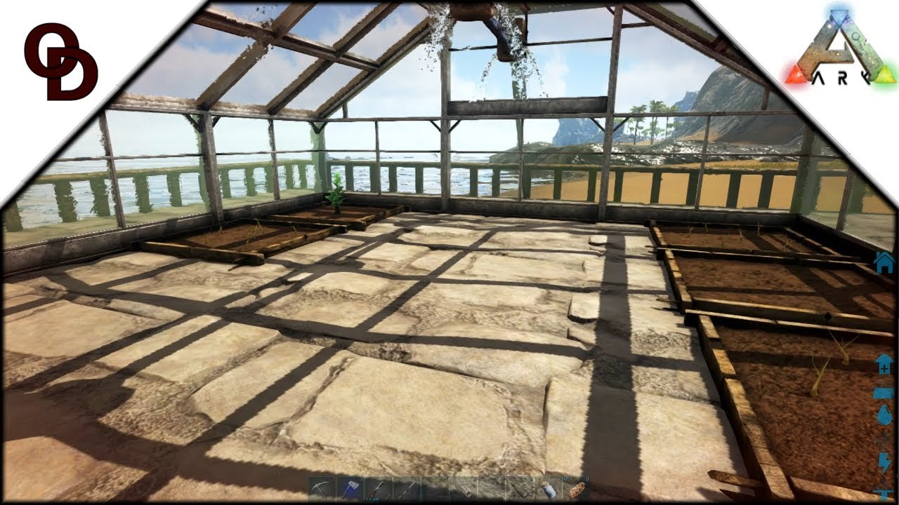 Ark survival evolved ragnarok setting up water in the greenhouse ark survival evolved ragnarok setting up water in the greenhouse e10 malvernweather Image collections