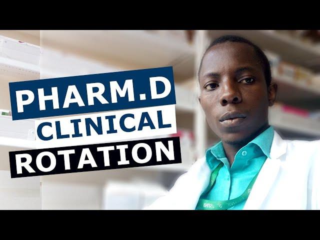 Doctor of Pharmacy Final Year Clinical Rotations in Ghana | Pharm.D