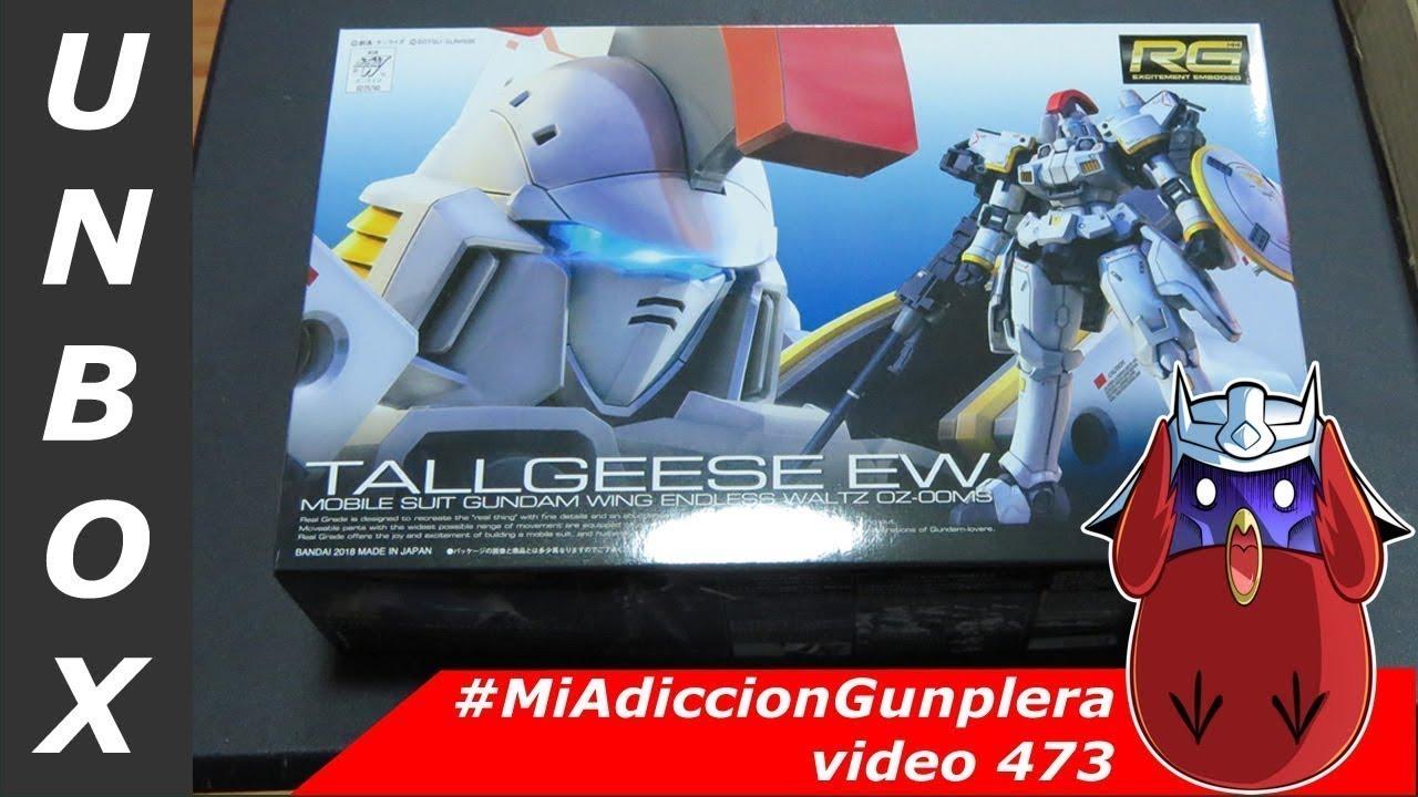 Gundam Wing Tallgeese EW Endless Waltz Model Kit RG 1//144 Bandai Hobby