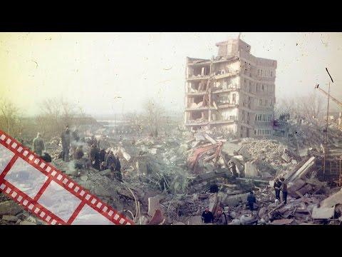 Трагические дни, землетрясение в Спитаке