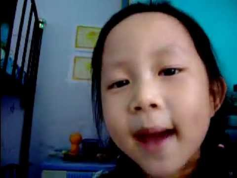 Be khoe be ngoan (baby singing)