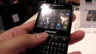 Samsung Galaxy Y Pro, Samsung'…