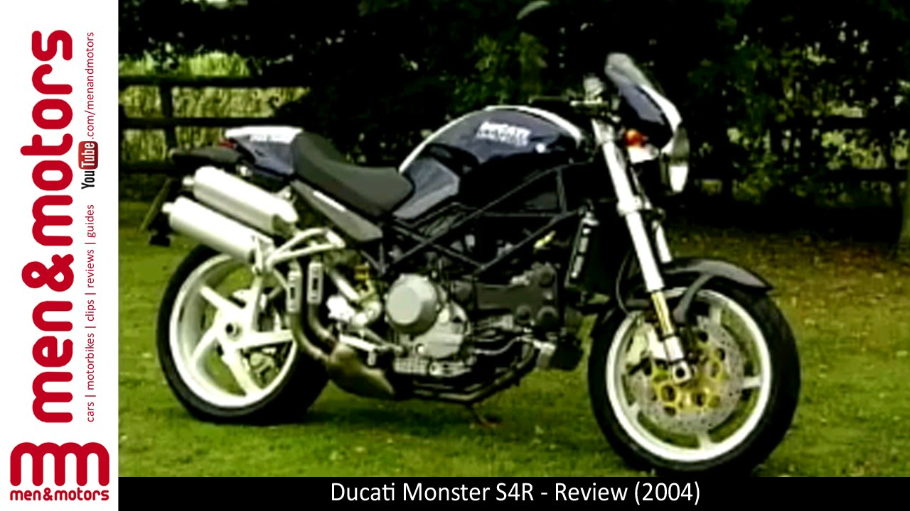 ducati monster s4r review 2004 youtube. Black Bedroom Furniture Sets. Home Design Ideas