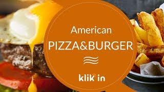 American Pizza Burger