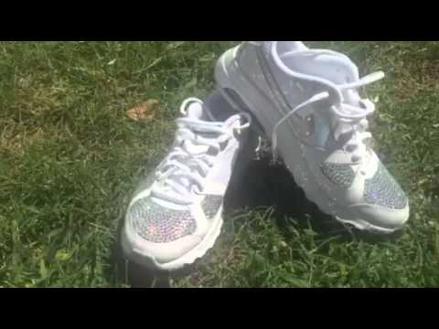 5e0b78d9f669 Crystallized Nike Air Max - YouTube