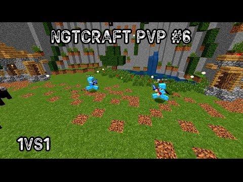 Minecraft Faction Server # NGTCRAFT PVP -6 # 1 VS 1
