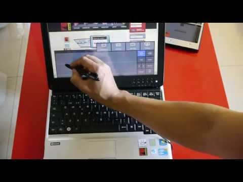 Fujitsu Lifebook T730 (Wacom + Touchscreen Tablet PC)
