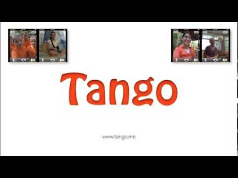 """""""TANGO ME"""" BFF's Commercial 2012"""