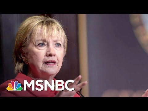 Andrea Mitchell: Women Experience What Hillary Clinton Describes | Morning Joe | MSNBC
