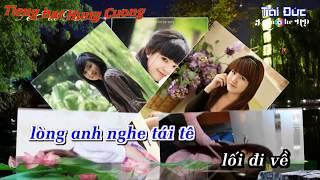 Trót lở yêu-Hung Cuong-beatbox_Vo nguoi ta