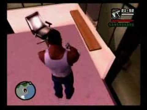 GTA SA - Hidden Interiors 3