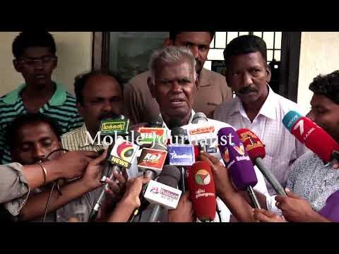 ஐயா நல்லகண்ணு, Kamal Haasan சந்திப்பு | Nallakannu Press Meet | Cavari Issue