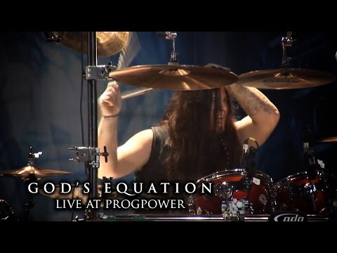 Pagan's Mind - God's Equation (Live at ProgPower USA X)(HD)