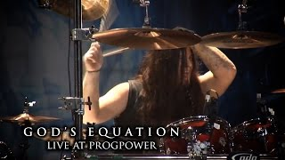 Pagan's Mind - God's Equation (Live at ProgPower USA X)(HD)
