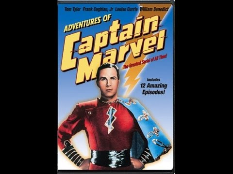 Adventures of Captain Marvel:  Chapter 12-Captain Marvel