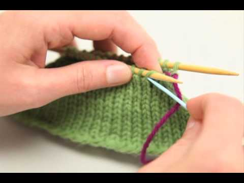 How To Kitchener Stitch Youtube