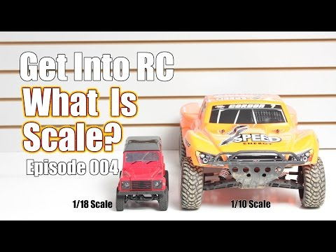 What Does Scale Mean? - Get Into RC