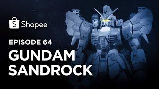 EVOLUSI GUNDAM!! Gundam Sandrock (Eps 64) I Shopee Hobbies