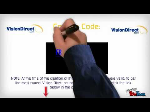 Vision Direct Coupon - Newest Vision Direct Codes