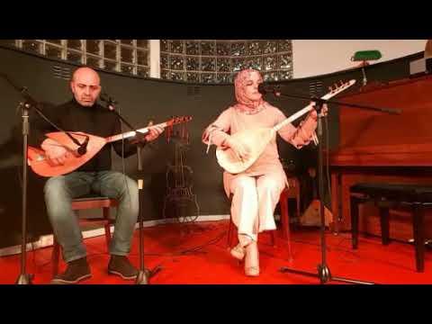 """"""" Gurbet """" Nurhan Keçeci & Akın Demircioğlu Söz :Ali Gürbüz Müzik :Nurhan Gürbüz Keçeci"""